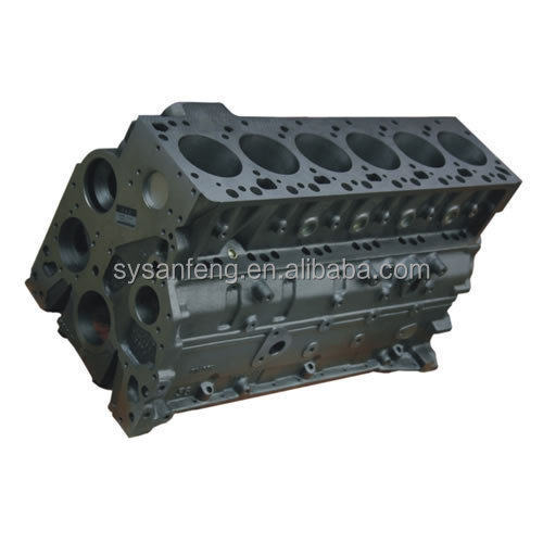 Diesel Engine 6BT Cylinder Block 3928797