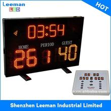 football stadium advertising score led display