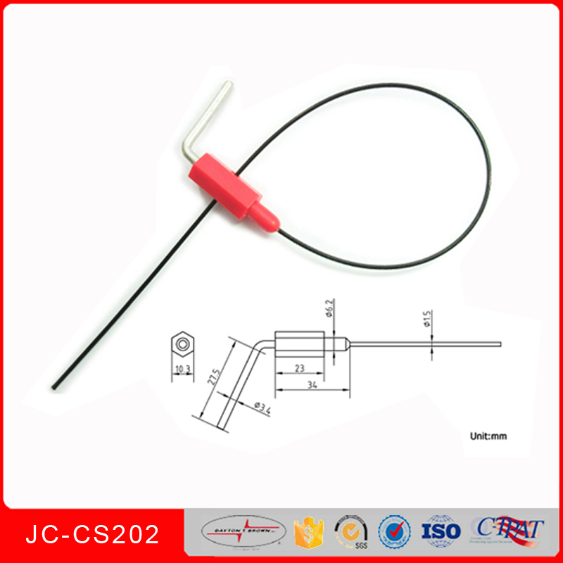 high demand products in marketJCCS-202 double protect security container door seal