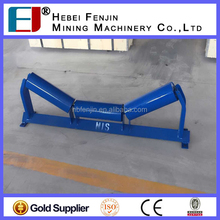 ISO Standard Petroleum Machinery Carbon Steel Pipe Roller For Belting Conveyor System