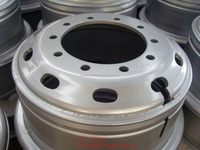 8.5-24 truck steel wheel rim for heavy truck