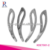 2013 The Most Fashionable Bling Rhinestone Diamond Scissor Tweezers Supplier|Factory|Manufacturer