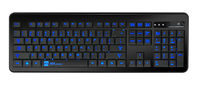 USB Backlit Keyboard for Russia market