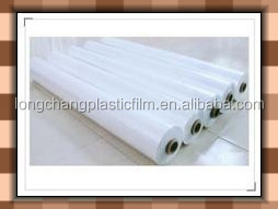 200 micron clear plastic film for greenhouse, greenhouse cover , UV plastic film