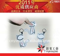 giftware Promotional soft PVC keychain cat keychain