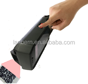 2d barcode scanner fingerprint reader,android edc pos terminal