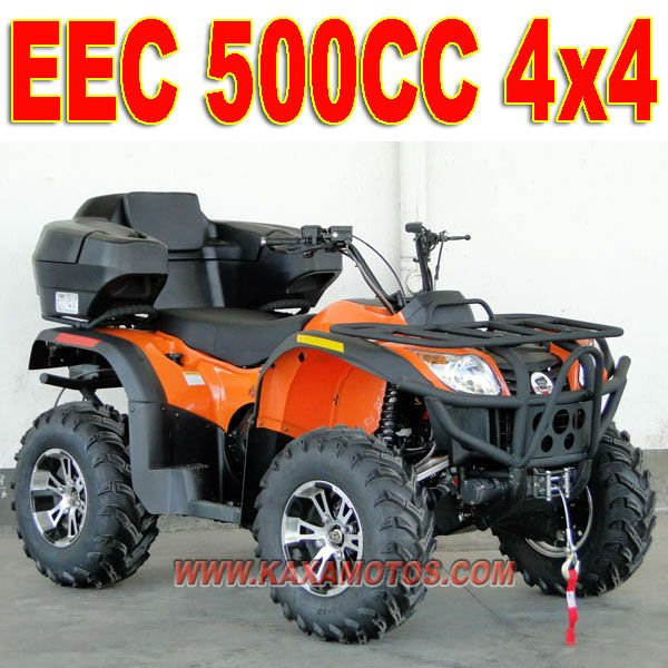 EEC 500cc 4x4 China Made ATV