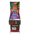 Metro 5.6.7 pinball game machine with bingo game