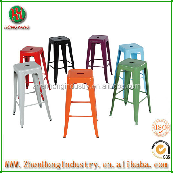 bw colorfull galvanized steel chair ,popular galvanized steel chair,toledo cube galvanized steel chair