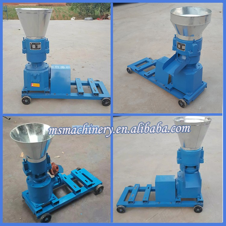 animal feed pelletizing machine mill