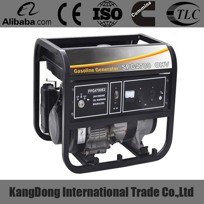 home use small power gasoline generator set
