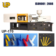 plastic wall screw making injection molding machine