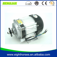 48V 1000W Rickshaw Electric Tricycle DC Brushless Motor