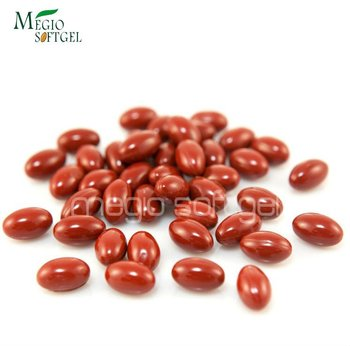 Safflower seed oil soft capsule