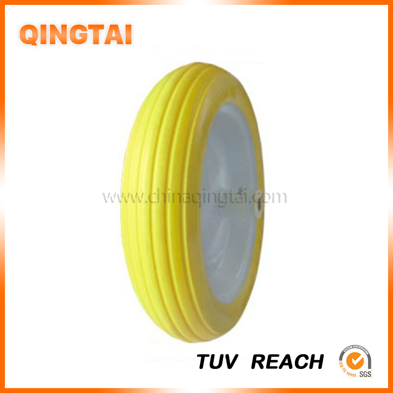 PU Foam Tyres and Wheels for Sack Barrow Truck