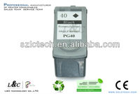 Inkjet Printer Compatible Ink Cartridge PG40 CL41 for Canon IP1300