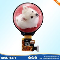 1.5 inch round lcd