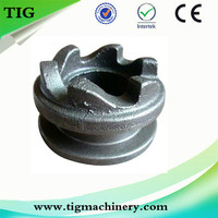 High Quality lost wax casting cast steel car spare parts
