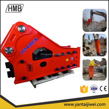 excavator attachment\/hydraulic hammer/Silence Box Housing Breaker for Excavator