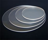 Clear Acrylic Cake Circle Boards