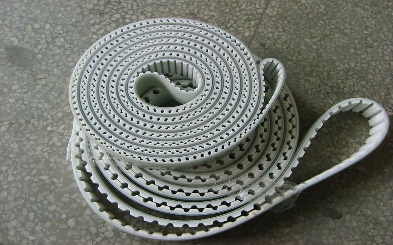 PU timing belts made in china / china manufacture