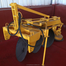 HOT SALE Agricultural machinery hydraulic Two way reversible disc plough for tractor