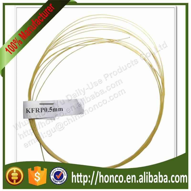 High Tensile Strength GFRP Strength Member GFRP Optical Fiber Cable Strengthen Core