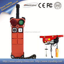 universal programmable remote controller/ Tower Crane wireless remote controller