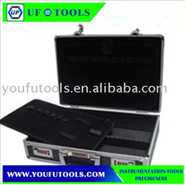 New 750B High Quality Aluminium Frame Tool Case W / 1 Pallet