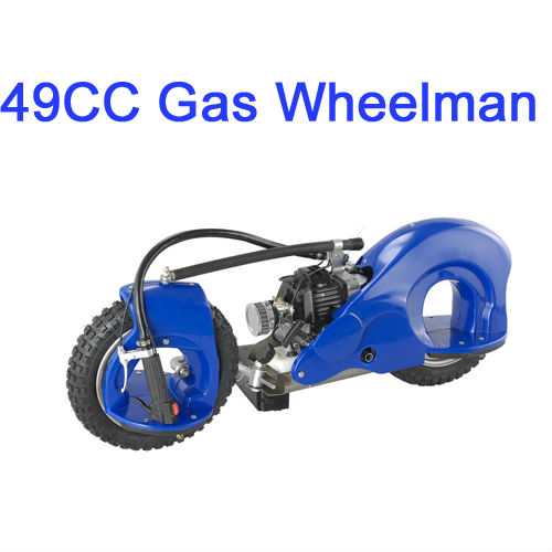 Wheelman 49cc gas scooter