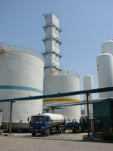 cryogenic air separation unit with bulk liquid oxygen price