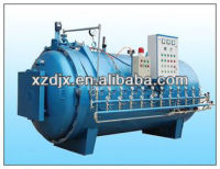 large tyre vulcanizing autoclave machine