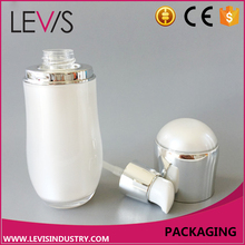 30 ml 50ml make-up cosmetic cylindrical container plastic