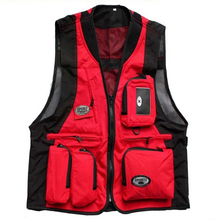 High Quality Outdoor Military Tactical mesh Vest Hunting Camping Hiking Vest