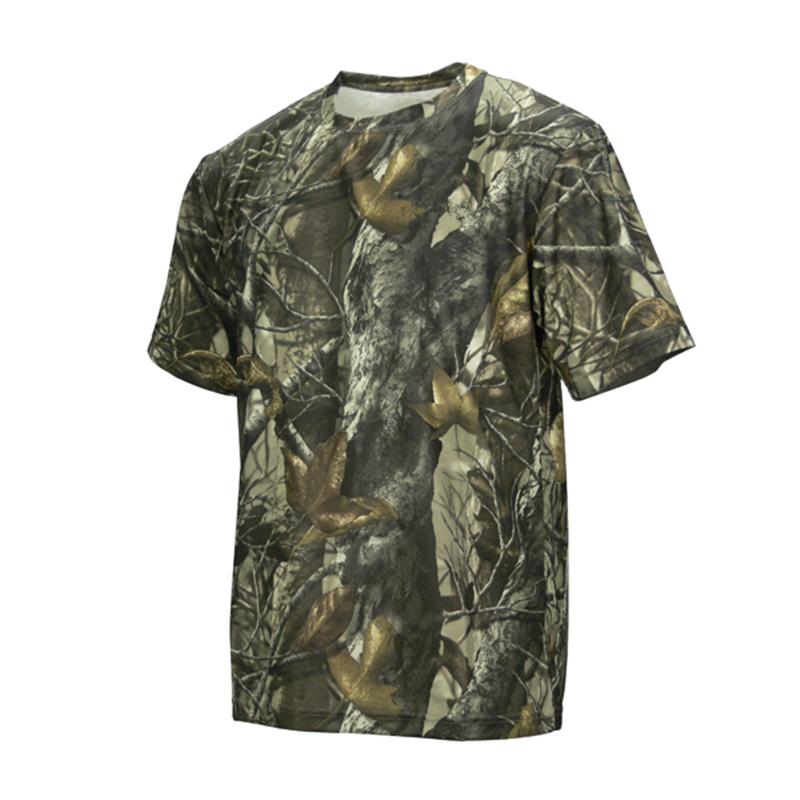 Design Custom Camo Hunting T Shirt Long Sleeve Camouflage