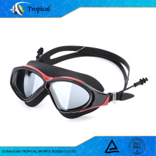 Excellent quality anti fogging silicone swim goggles