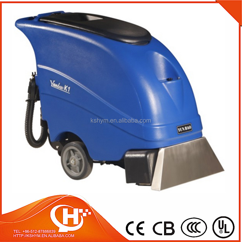 1300W three-in-one High Quality Carpet Extraction dry cleaning machine