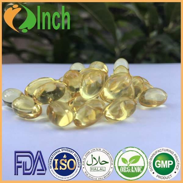 Wholesale OEM Bone Density Liquid Fish Oil Softgel