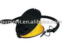 Foot pump for inflatable products