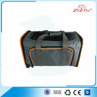 High quality double sided development, permeability is strong tourism folding pet bags
