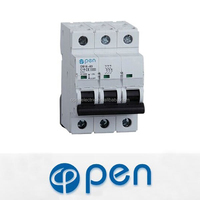 OB16-63 16 amp 32 amp 63amp 3pole mcb low voltage types of miniature electrical circuit breaker