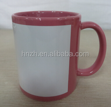 11oz cheap white blank ceramic mugs bulk