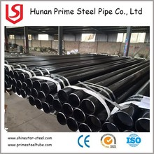 API 5l gr.b 3lpe coating / hs code x52 carbon seamless steel pipe