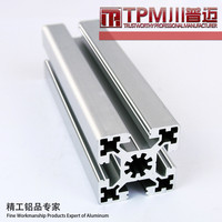 aluminum extrusion profile for automation industrial