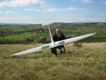 DG600 large scale rc model/airplane 6ch scale glider /scale glider of rcrcm