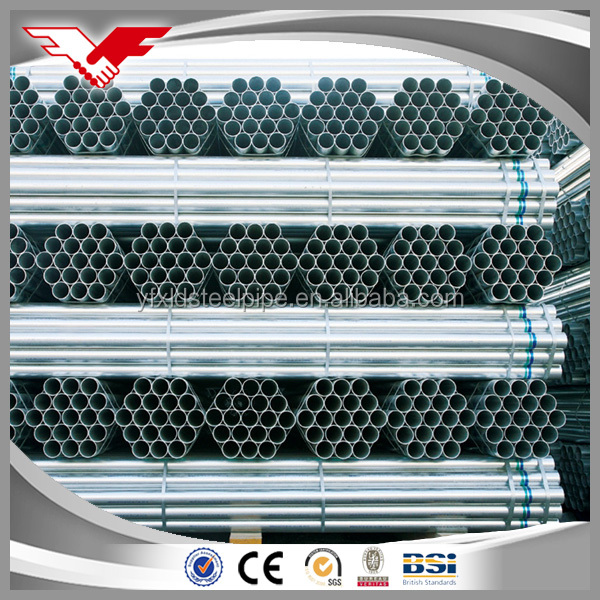 Good quality low pressure liquid galvanized steel pipe new technology product in China
