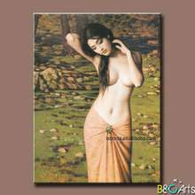 Beautiful China Girls Picture Art Woman Body Painting