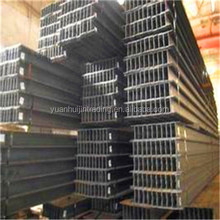 Q235B\Q345B Grade and Steel Fabricated House Application h shape steel beam