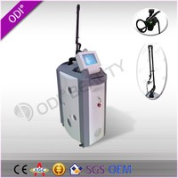 (CE approved)Laser co2 fractional machine with advanced rf tude for fitness treatment (OD-C600)