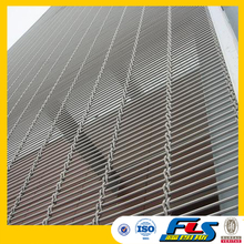 2015 Hot Sale Decorative Ceiling Mesh/Woven Wire Fabrics for Decoration(manufacturer)